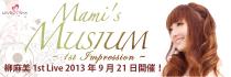 『Mami's MUSIUM ~1st impression~』